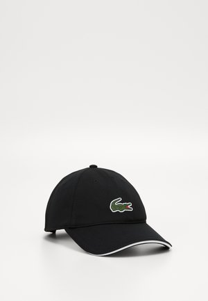 TENNIS BIG LOGO UNISEX - Casquette - black/white