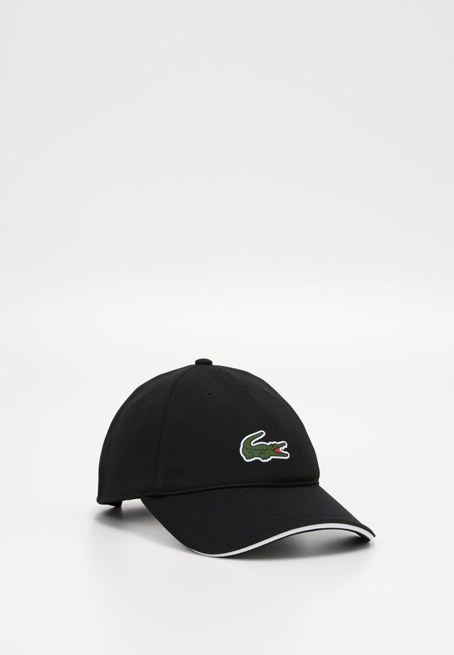 TENNIS BIG LOGO UNISEX - Cap - black/white