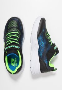 Skechers - ERUPTERS III - Trainers - black/blue/lime - 1