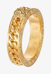 Versace - Ring - oro caldo - 3