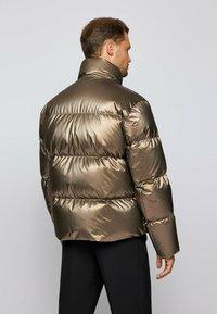 BOSS - DANRO_PS - Down jacket - brown - 2