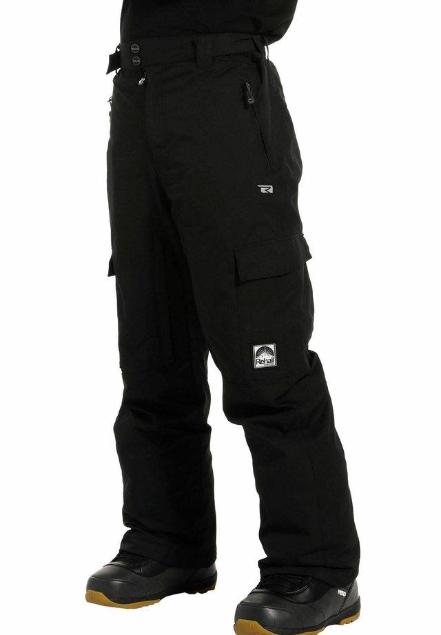 EDGE-R - Snow pants - schwarz