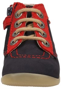 Kickers - Baby shoes - red navy - 5