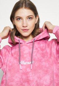 Ellesse - FLUO - Hoodie - pink - 3