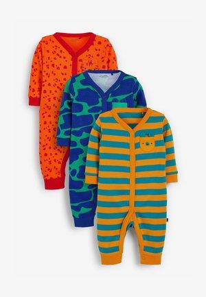 3 PACK  - Jumpsuit - blue