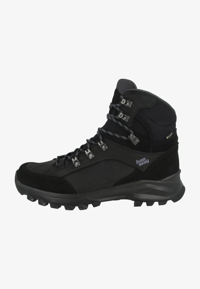 BANKS  - Outdoorschoenen - black/asphalt