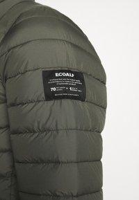 Ecoalf - BERET JACKET  - Giacca invernale - olive - 5