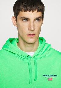 Polo Ralph Lauren - Sweat à capuche - neon green - 3