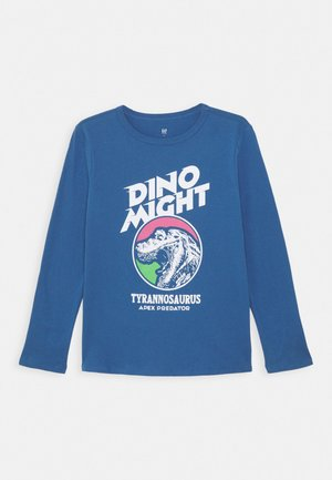 BOY  - Long sleeved top - peninsula blue
