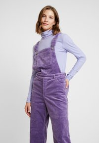 Monki - NOREA DUNGAREE - Dungarees - lilac - 3