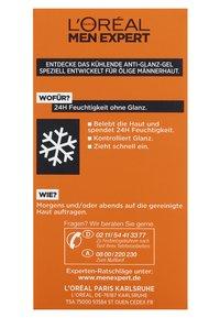 L'Oréal Men Expert - HYDRA ENERGY COOLING MOISTURIZING ANTI-GLARE 50ML - Face cream - - - 3