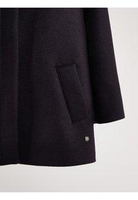 Massimo Dutti - Classic coat - dark blue - 3