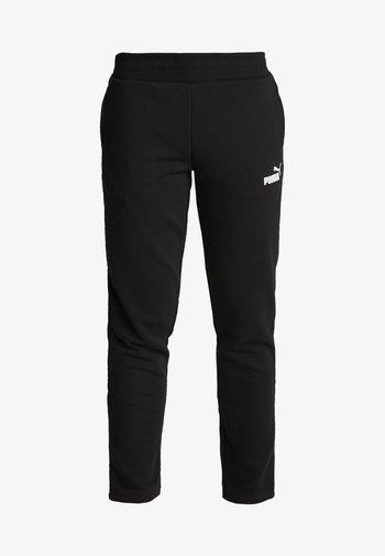 PANTS - Pantalones deportivos - cotton black
