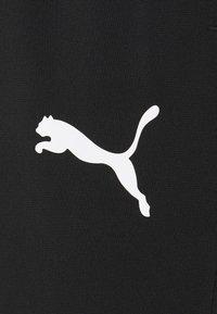 Puma - TECHSTRIPE TRICOT SUIT - Träningsset - black - 6