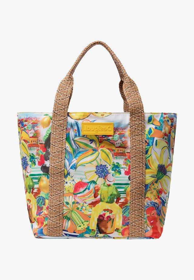 Handväska - multicolor