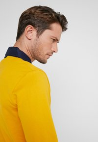 GANT - THE ORIGINAL HEAVY RUGGER - Polo shirt - ivy gold - 3