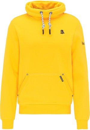Sweatshirt - senf