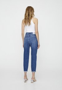 PULL&BEAR - Straight leg jeans - light blue - 2