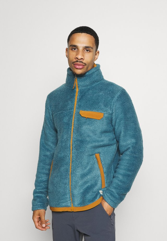 CRAGMONT JACKET - Giacca in pile - blue