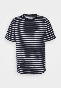 GAP - Print T-shirt - navy stripe - 0
