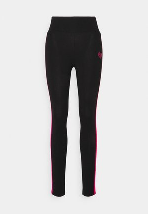 TANISHA TAPE LEGGING - Leggings - black