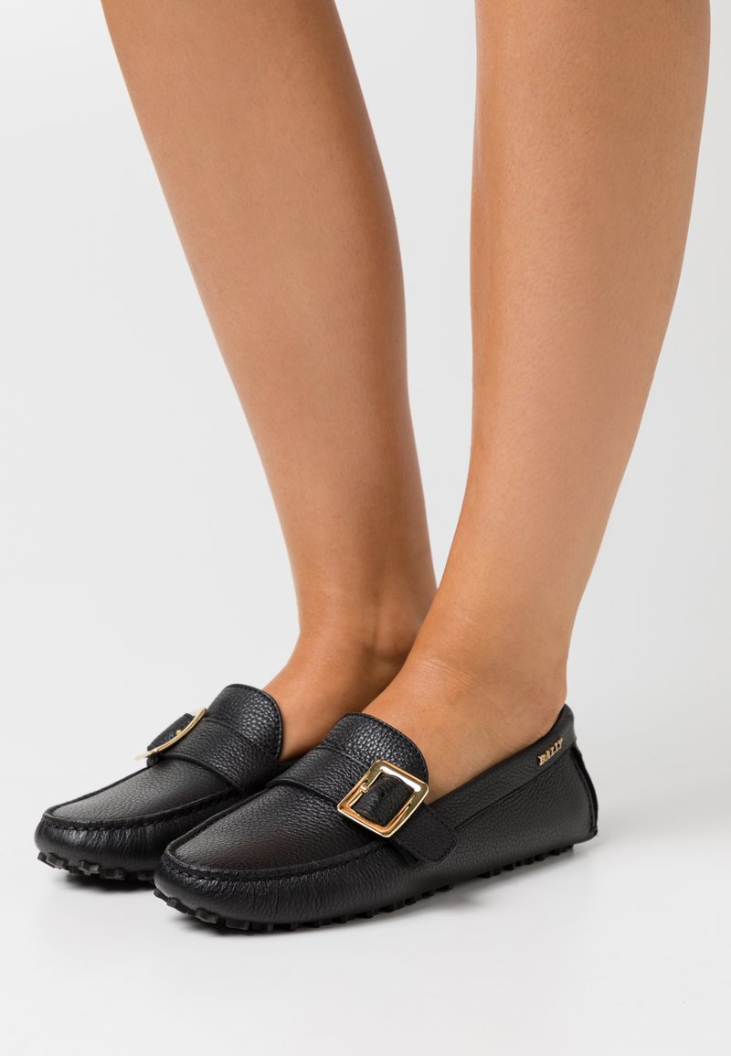 Bally - LENYA - Moccasins - black