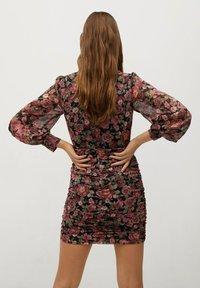 Mango - ALEXA - Shift dress - rosa - 2