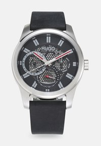 HUGO - SKELETON - Watch - black - 0