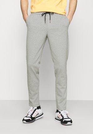 JJIWILL JJPHIL - Pantaloni sportivi - light grey melange