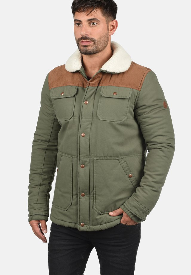 FERDINAND - Winter jacket - ivy green