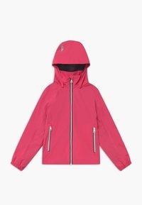 Reima - Waterproof jacket - berry pink - 0