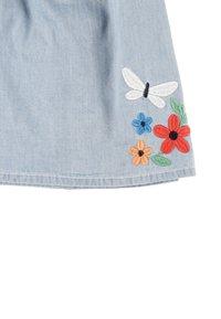 Boboli - Denim dress - blue denim - 2
