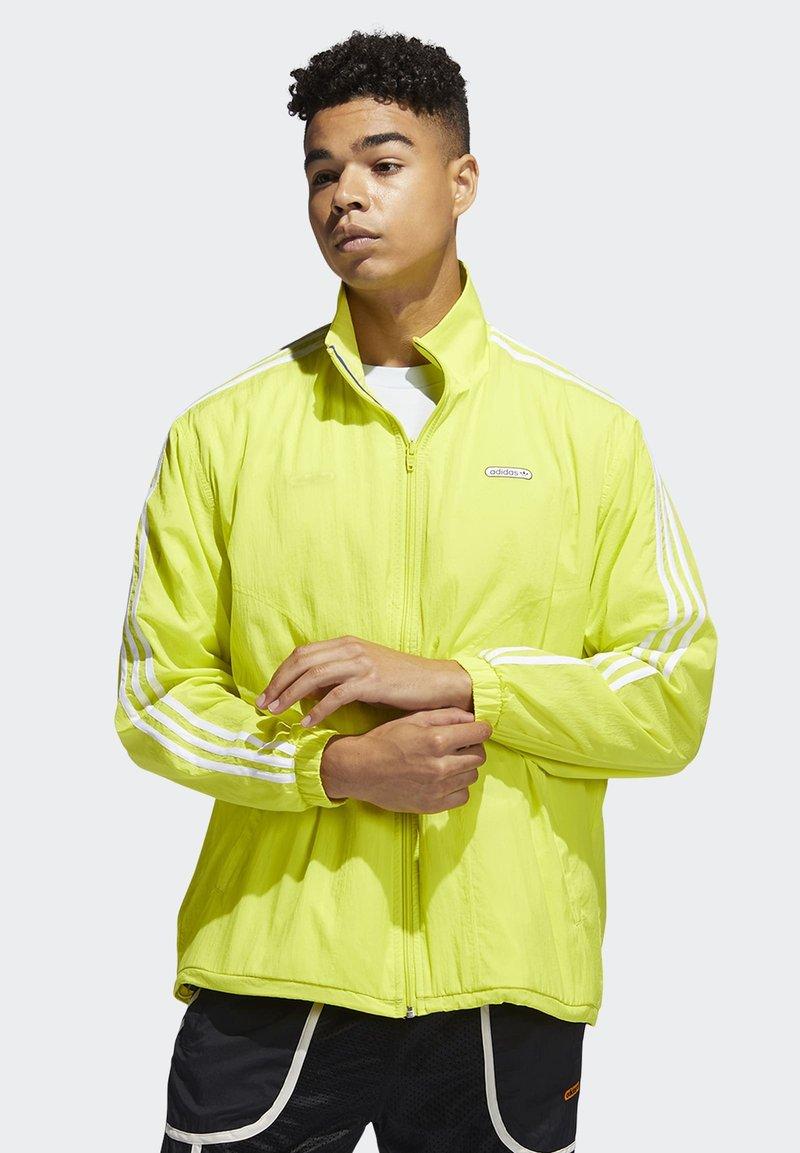 adidas Originals - Training jacket - yellow