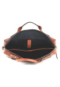 Saddler - Briefcase - midbrown - 4