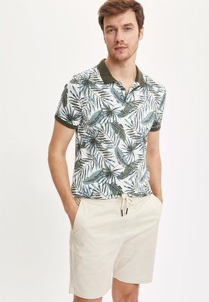 Poloshirts - khaki