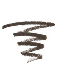 Rodial - MICROBLADE EFFECT EYEBROW PENCIL 0,5G - Eyebrow pencil - dark ash brown - 2