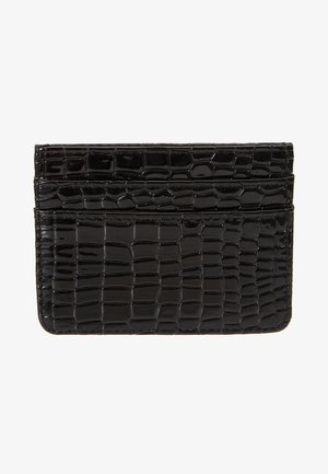 CARD HOLDER  - Portemonnee - black
