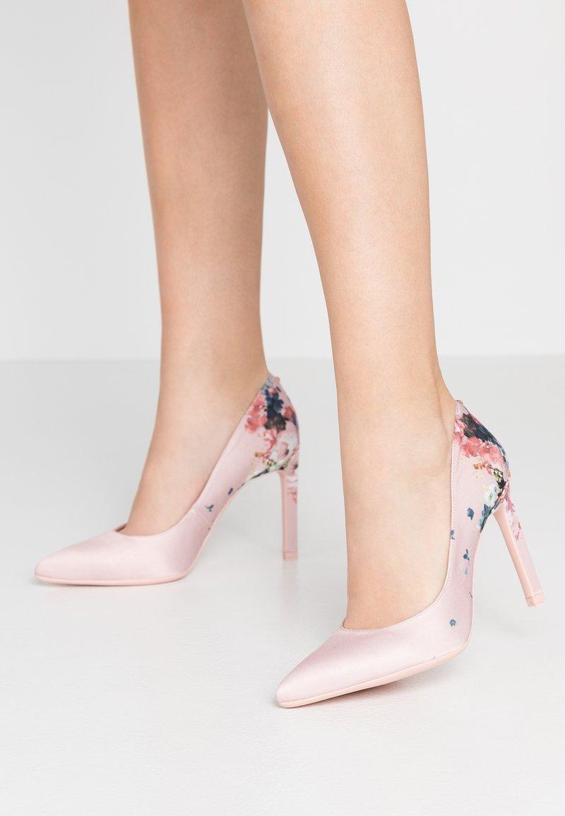 Ted Baker - MELNIP - Lodičky na vysokém podpatku - raspberry ripple pink