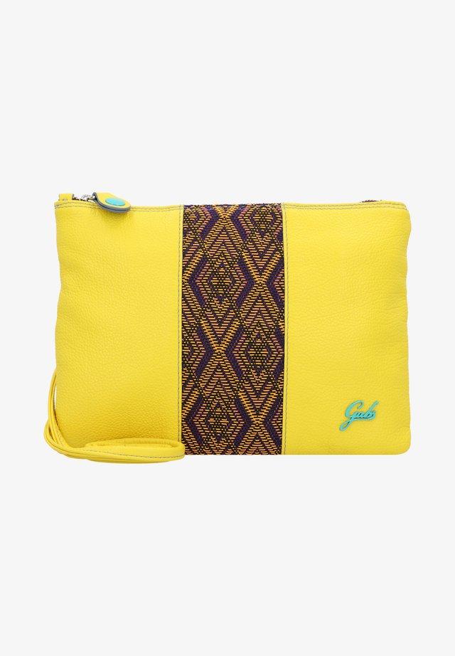 BEYONCE  - Across body bag - lemon yellow