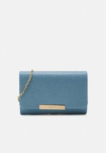 Psaníčko - steele blue
