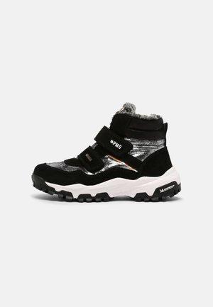 Sneakers hoog - nero/antracite