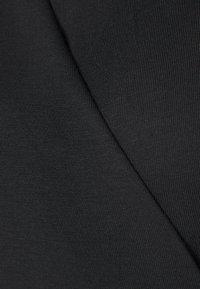 Banana Republic - THREADSOFT WRAP - Long sleeved top - black - 2
