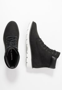 Timberland - KEELEY FIELD - Stivaletti stringati - black - 3