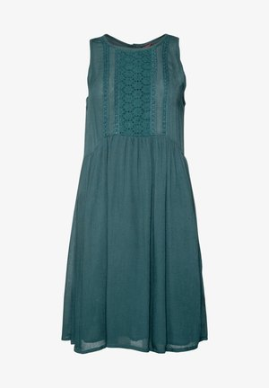CHARITY - Denní šaty - dark green