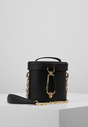 BELAY MINI TOP HANDLE CANTEEN SOLID - Across body bag - black