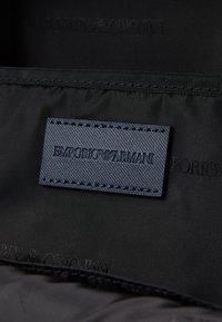 Emporio Armani - Mochila - navy/silver - 4