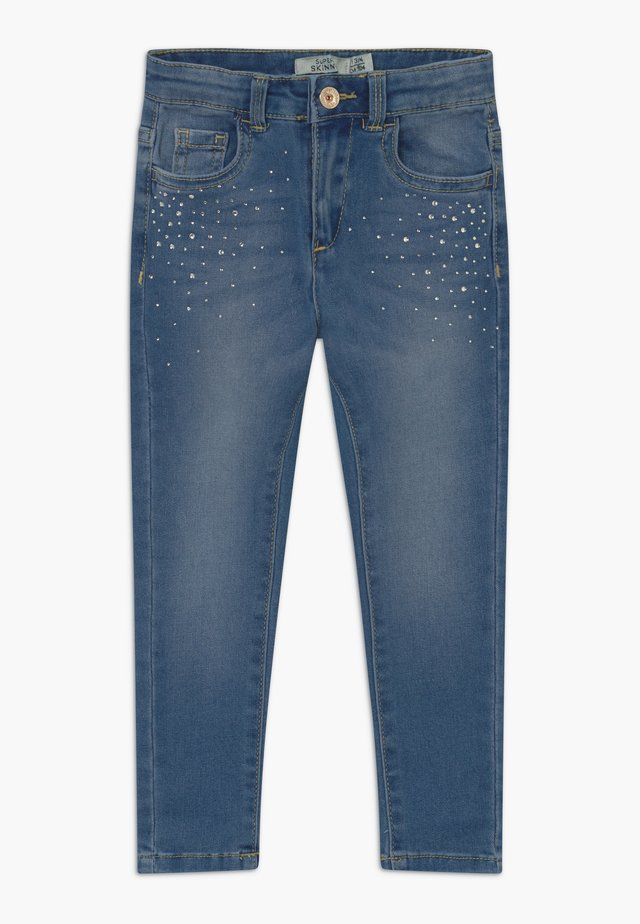 Jeansy Skinny Fit - insignia blue