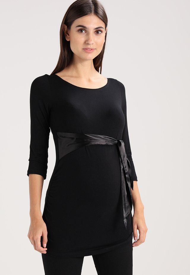 SIERRA - Long sleeved top - black