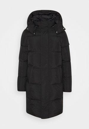 MODERN PUFFER COAT - Winter coat - black