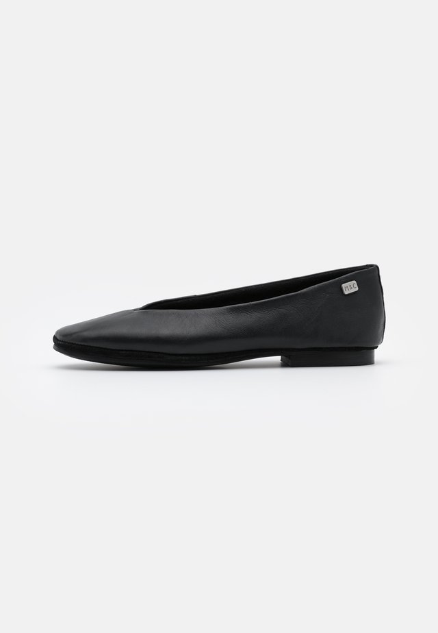 RENATA - Ballerines - black